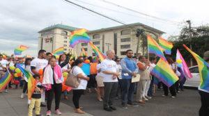 Comunidad LGTBI de Honduras