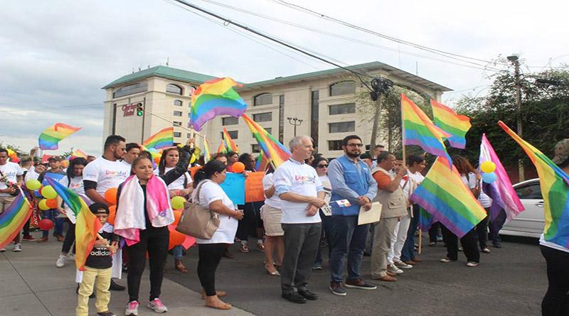 Comunidad LGTBI de Honduras pide se reconozca el matrimonio entre personas del mismo sexo