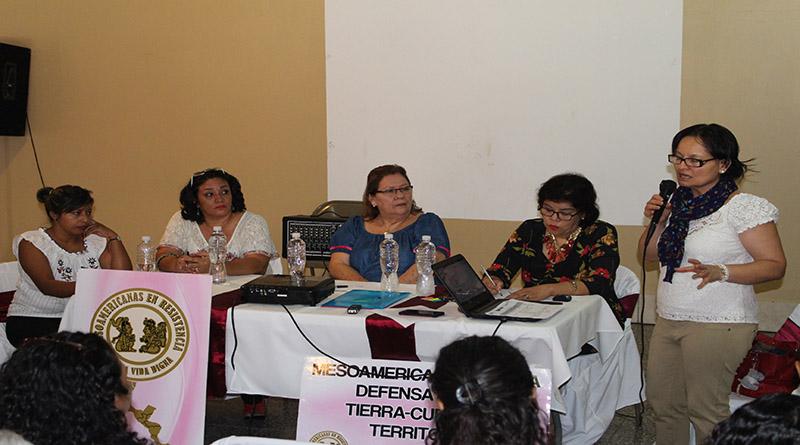 Mujeres Mesoamericanas se empoderan sobre economía feminista (vídeo)