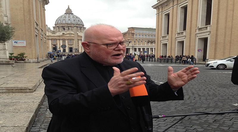 «Sin Karl Marx no habría doctrina social de la Iglesia»: Cardenal alemán