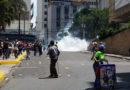 Policía de Honduras reprime salvajemente a trabajadores en su día