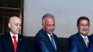 JOH y Mauricio Oliva
