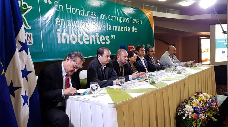 """Lanzan iniciativa anticorrupción y por la transparencia """"HondurACTion»"""