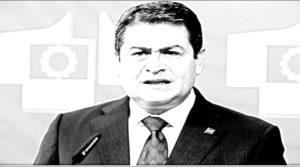 podría derrocar al presidente de Honduras