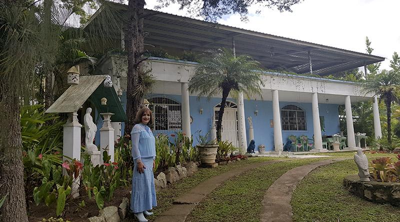 iglesia católica de Honduras