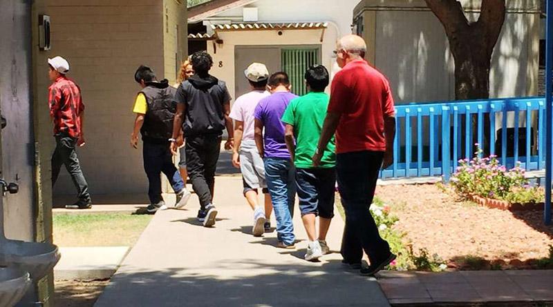 reunir familias migrantes