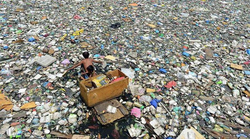 Advierte la ONU: O nos divorciamos del plástico, o nos olvidamos del planeta