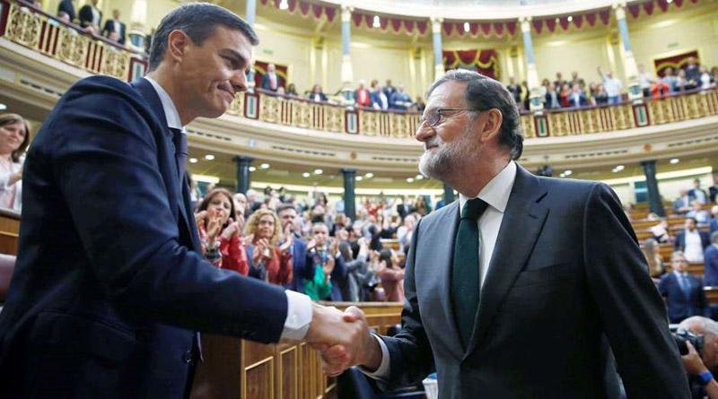 Corrupción entierra a Rajoy y socialistas vuelven al poder enEspaña