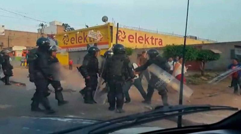 C-Libre y APH denuncian agresiones contra periodistas y camarógrafos