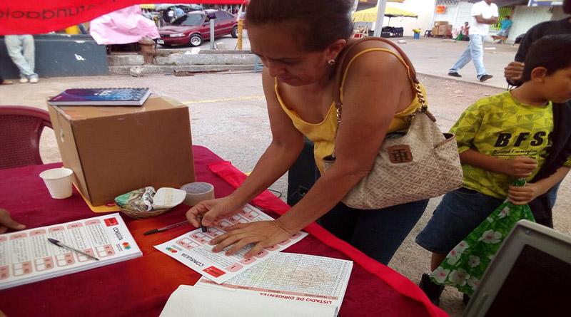 Honduras: Partido Libre realiza consulta sobre seis temas de interés nacional