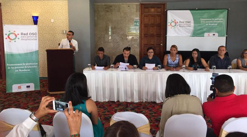 Honduras registra264 mil desplazamientos forzosos, según organizaciones de sociedad civil (Vídeo)