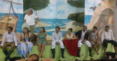 La Tempestad: Shakespeare en la Mosquitia