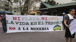 Honduras: extractivismo, decreto y muerte