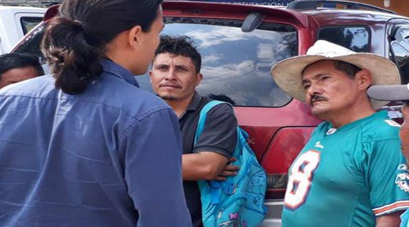 Condenan a cuatro años de cárcel a indígena lenca por sembrar maíz en tierra forestal