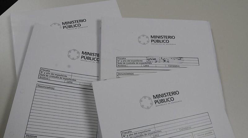 Presentan requerimiento fiscal contra policías y militares por violentar derechos durante la crisis electoral
