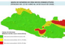 En alerta El Salvador por fuerte sequía