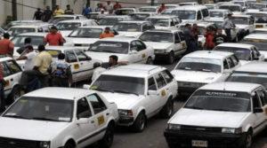 Taxistas a paro nacional en Honduras