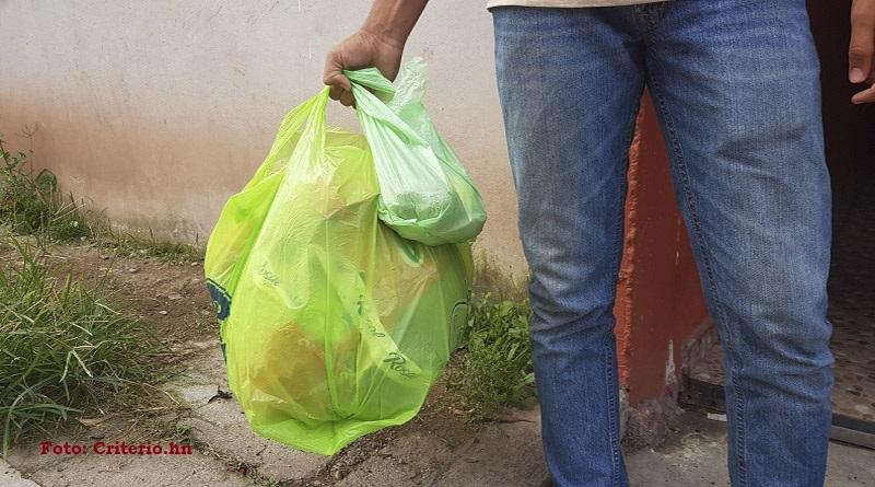 Presentan moción en el Congreso Nacional para eliminar el uso de bolsas plásticas