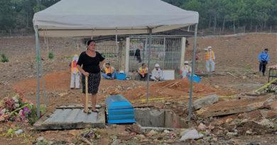 Sala de lo Constitucional ordena parar exhumaciones de Minosa en cementerio de la Unión, Copán