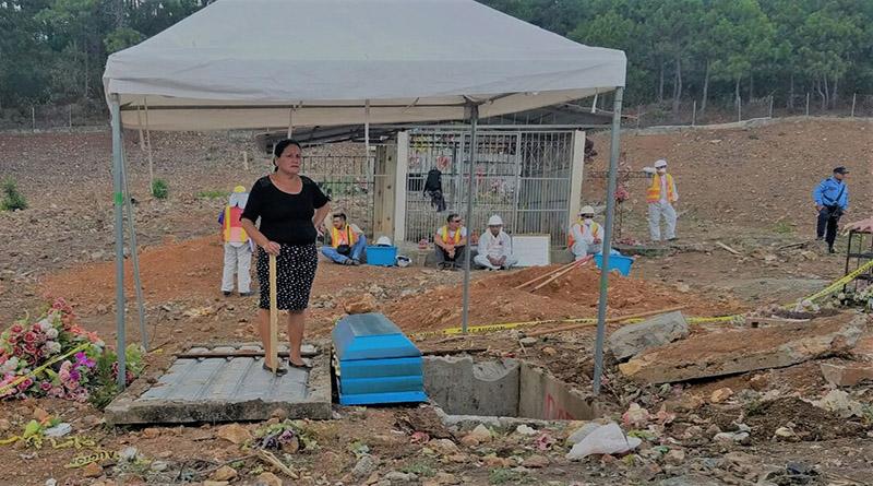 exhumaciones Minosa