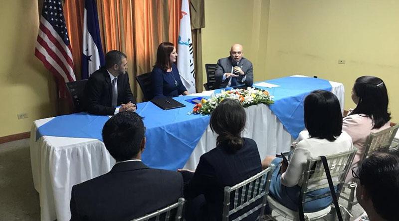 MP y USAID