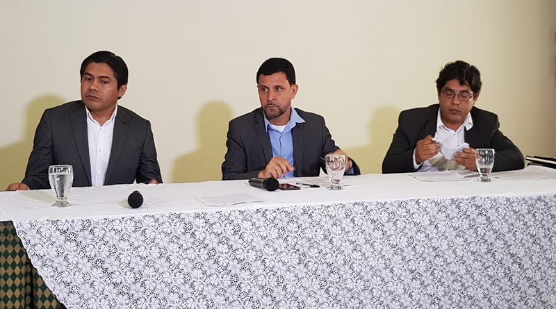 Asonog, Ciprodeh y MADJ, denuncian campaña criminal en su contra por parte de Aura Mineral/Minosa