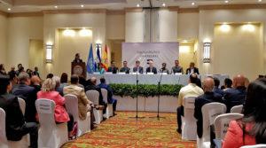 diálogo que se instaló hoy en Honduras