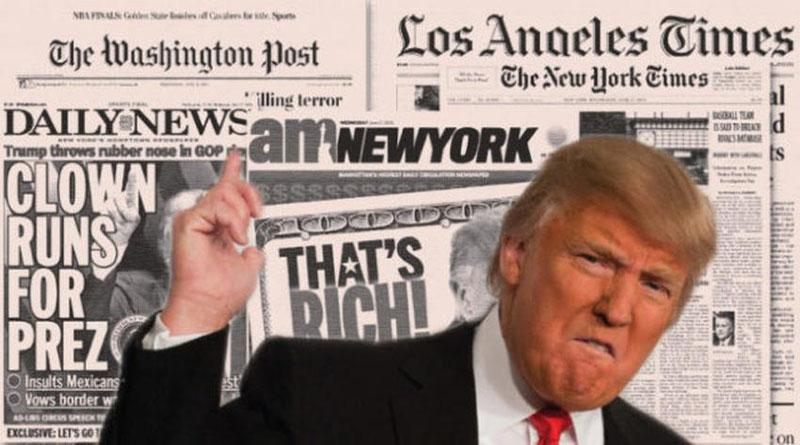 ataques de Donald Trump