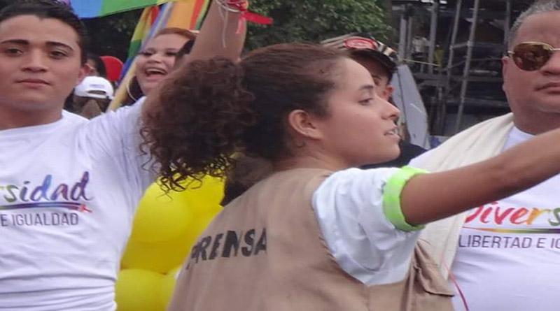 Honduras: Policía agrede periodista y defensor de derechos humanos