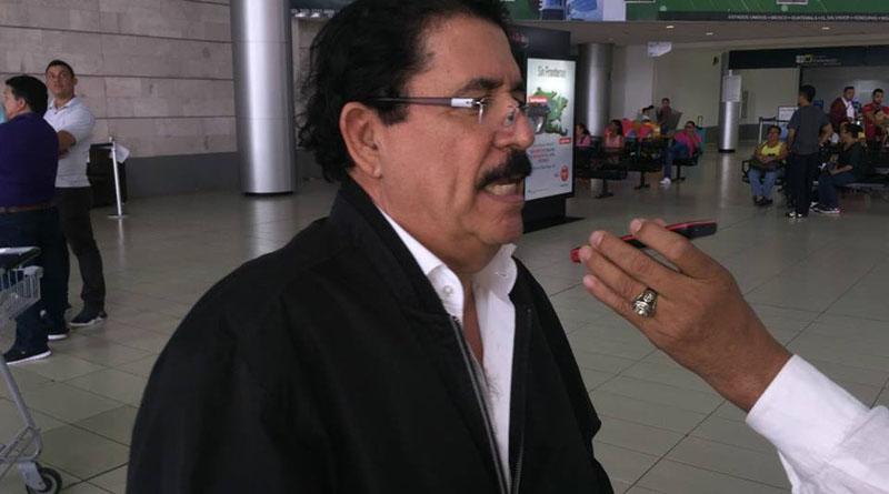expresidente Zelaya