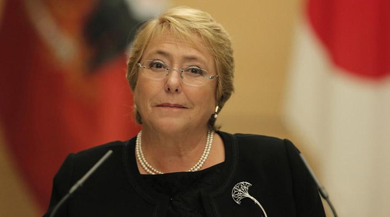 Designan a expresidenta de Chile Michelle Bachelet como alta comisionada de DD HH de la ONU