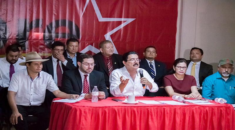 Partido Nacional conduce a Honduras a una catástrofe