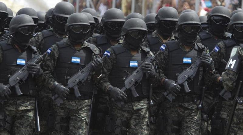 El ejército nació para asesinar al pueblo «Catracho»