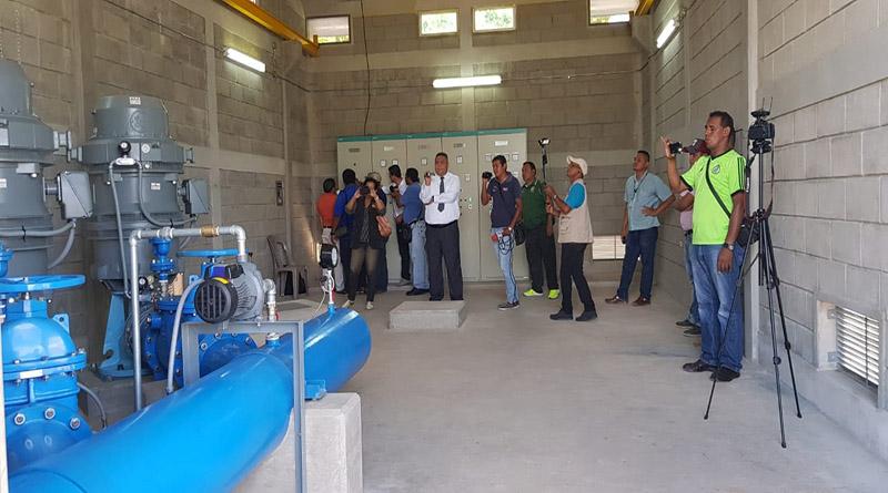 Proyecto de agua para Juticalpa está listo para operar: Incomerh (vídeo)