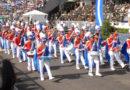 Las marchas de septiembre con tambores y cornetas