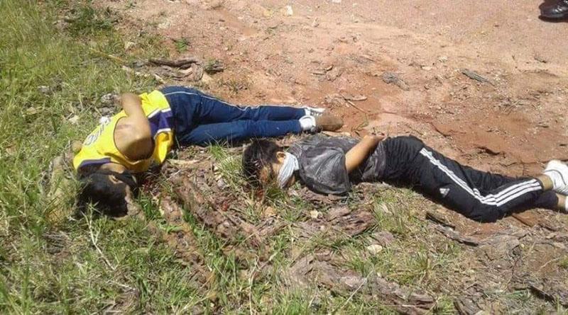 Patrones de ejecución extrajudicial en Honduras 12 años después de la Sentencia Cuatro Puntos Cardinales