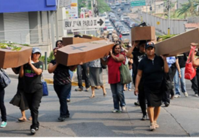 3.529 mujeres fueron víctimas de feminicidio en 25 países de América Latina y el Caribe en 2018