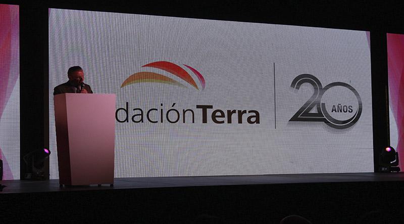 Fundación Terra, celebra 20 años de trayectoria social