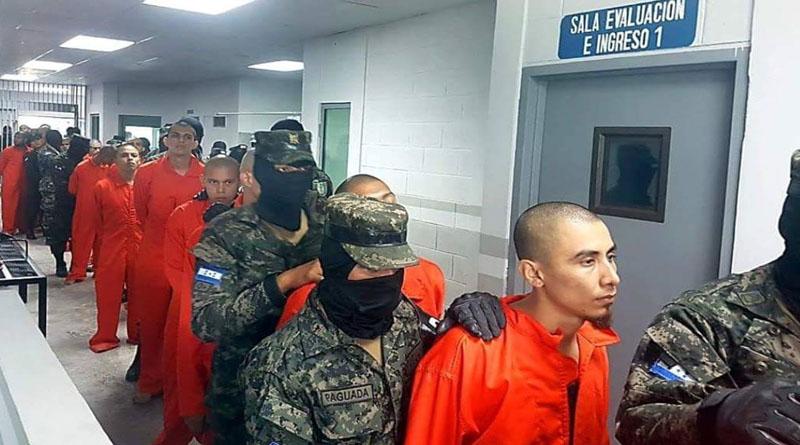 intervención militar en centros penales