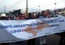 MINOSA destruye el ambiente y controla todo, denuncian vecinos de Azacualpa, la Unión Copán