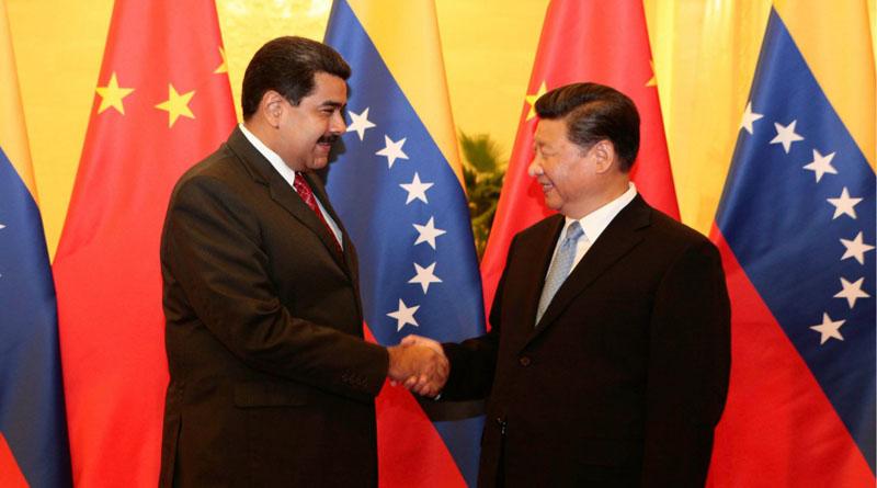 Maduro consigue el apoyo financiero de China