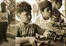 Lavado militar de cerebro en las mentes de los niños de Honduras