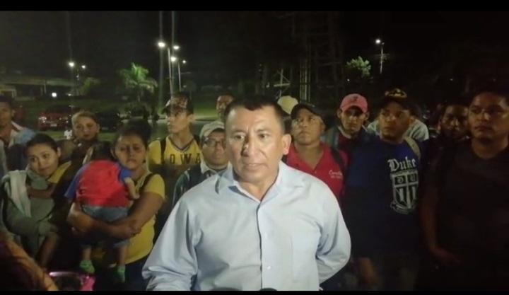 """""""He salido de Honduras porque la persecución política amenaza mi seguridad"""": Bartolo Fuentes"""