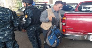 Bartolo Fuentes ha sido trasladado a un albergue de ciudad Guatemala