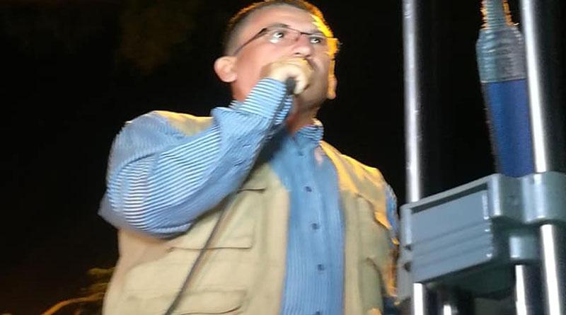 """""""Gobierno de JOH me persigue más allá de las fronteras hondureñas"""": Bartolo Fuentes"""