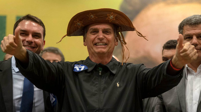 Bolsonaro denunciado