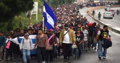 Honduras: País expulsor de su población