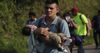 Preocupante la vulnerable situación de migrantes hondureños: OACNUDH