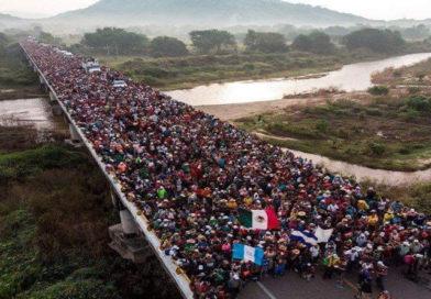 México, Trump, los marines y la migración centroamericana