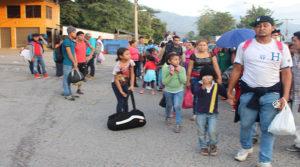 Continúa la crisis migratoria